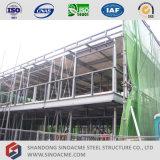 Maison légère préfabriquée de structure métallique
