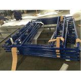 Леса рамки Walkthough высокого качества стальные