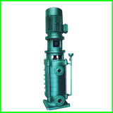 Submersible centrífugo Pump com Stainless Steel Vertical Multistage Pump