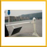 Réverbère hybride solaire de vent de rendement élevé