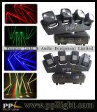 RGBW 4in1 farbenreiches 4heads LED bewegliches Hauptträger-Stab-Licht