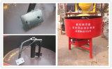 Máquina de molde do bloco da máquina do cimento da empresa de pequeno porte Qtj4-40