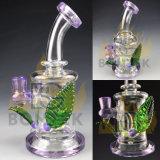 Più nuovo tubo di fumo di vetro spesso di vetro del tubo di acqua di Bontek 7mm