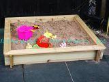 Puits de sable en bois (QZS1007)