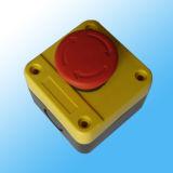 Boîte de bouton poussoir
