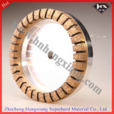 Metallo Diamond Cup Grinding Wheel per Glass Edging