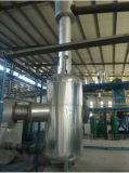 Отсутствие оборудования рафинировки масла загрязнения