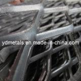 Lamina di metallo in espansione