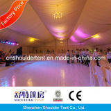 PVC 1000 Seater Aluminium Coated Big Tent для Outdoor Events, Wedding, Party, Exhibition, Warehouse