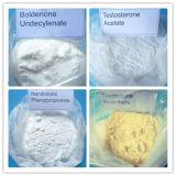 Pó esteróide anabólico puro Halotestin CAS 76-43-7
