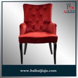 宴会(BH-G8066)のための椅子を食事するホテルのレストランの金属アーム