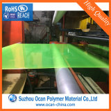 Покрашенный прозрачный лист PVC твердый, Printable покрашенный лист PVC