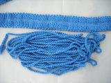 Filé de lavette/corde de Microfiber pour la lavette