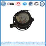 medidor de água plástico do pulso multi jato de 1/2 do '' com 1L/Pulse