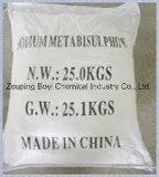 Metabisulphite do sódio da embalagem 25kg/Bag/sódio Metabisulfite