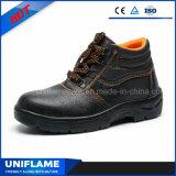 De goedkope Schoenen Ufe003 van de Veiligheid van het Leer
