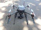 Производя съемку Quadcopter/воздушный составляя карту Uav Multirotor 3D трутня X8/автопилота составляя карту RTF