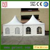 Водоустойчивый пожаробезопасный алюминиевый шатер Pagoda для напольной медицинской помощи