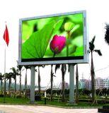 발광 다이오드 표시를 광고하는 옥외 P5 풀 컬러