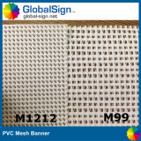 Bedekte Vinylpvc van Unisign de Geschikt om gedrukt te worden Banner van het Netwerk met een laag (M99P)