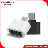 Adaptador de Reder do cartão do telefone móvel OTG com o USB do USB 2.0+Micro