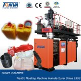 Tonva 20L 플라스틱 병 Accummulator 중공 성형 기계