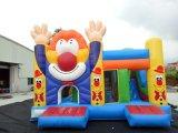 De commerciële Uitsmijter van het Circus van de Clown van het Gebruik Opblaasbare voor Verkoop