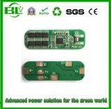 tarjeta de la batería de litio de 4s 17V 15A BMS/PCBA/PCM/PCB para el paquete de la batería del Li-ion