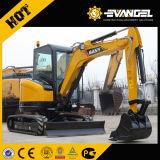 Type hydraulique excavatrice Sany Sy215c de chenille d'excavatrice