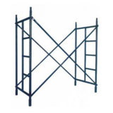 Quadro de escora Frame Ladder Frame H Andaimes andaimes