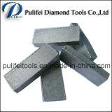 Een Deel van de Functie van het Blad van de Diamant van de Band van het metaal van het Segment van de Diamant