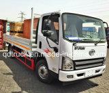 C FAW Rhdの軽トラックの貨物トラックC62-867の大尉