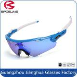 工場上の販売によってカスタマイズされるブランドUV400の乗馬の騎手のサングラス