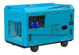 8kw elétrico/potência/gerador/jogo/Genset Diesel Home da geração