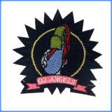 Заплата ткани вспомогательного оборудования одежды изготовленный на заказ оптовым вышитая значком