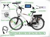 Czjb-92q Ebikes и электрический набор преобразования переднего колеса Bike