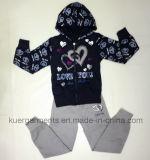 아이들 아이 옷에 있는 심혼 아기 옷