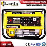 générateur à la maison portatif d'essence d'utilisation de 168f 1.5kVA avec le prix bas