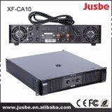 Amplificador de potencia estéreo de la clase H de Xf-Ca10 2400W