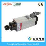 Eje de rotación cuadrado de alta velocidad del ranurador del CNC de la refrigeración por aire 3.5kw para la madera