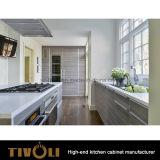 販売の卸売のために台所のためのキャビネットはTivo-0127hをカスタム設計する