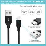 Новый материальный быстрый поручая кабель USB данных для заряжателя Samsung