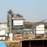 China setzte für Preis 80 Tonne heiß für Verkaufs-Asphalt-Mischanlage mit Überseeservice fest