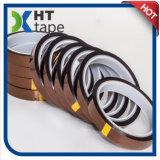 Cinta da alta temperatura de la cinta adhesiva de Brown Polyimide