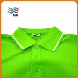 Maglietta in bianco di polo di Costom di prezzi più poco costosi all'ingrosso della fabbrica (HYT-s 01)