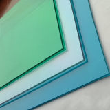 muestras plásticas de la yarda del policarbonato plástico de la PC de la hoja 4X8