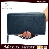 Fashion Genuine Card Wallet Large Capacity Cowhide Clutch Men Handbags