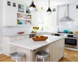 Kundenspezifischer moderner Küche-Schrank-Preis für Verkauf