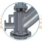 Tipo válvula de Flusing de parte inferior del tanque usada para el sistema de la mezcla del agua del carbón