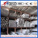 Tubulação do metal do aço inoxidável de AISI 321 com superfície Polished